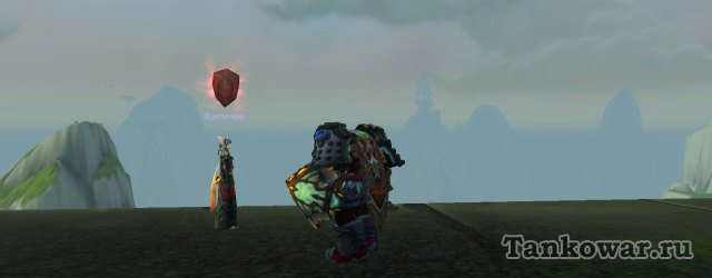 На первый взгляд (да и на второй) в Warlords of Draenor талант «Охрана» выглядит точно так же, как и в Пандарии.