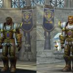 Модели персонажей Warlords of Draenor из насупленных угрюмцев прям людей делают!