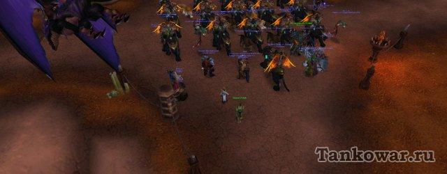 Гарнизон WoW позволяет нам заиметь собственный отряд. Не такой, конечно, как на картинке, но тоже солидный.