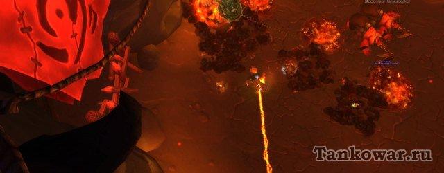 Финальный босс Шлаковых шахт Кровавого молота.