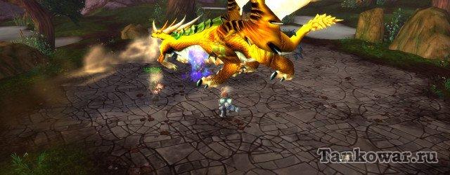 Несмотря на всю свою напыщенность, без нас Кадгару и его подружке с бронзовым драконом не справиться.