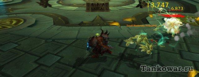 Вторая часть второй волны бесконечной арены испытаний: улепётываем от злых обезьянок и заек!