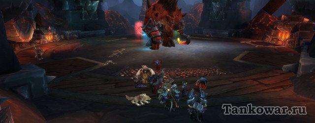 Грууль – обладатель самой лёгкой тактики Литейной клана Чёрной горы.