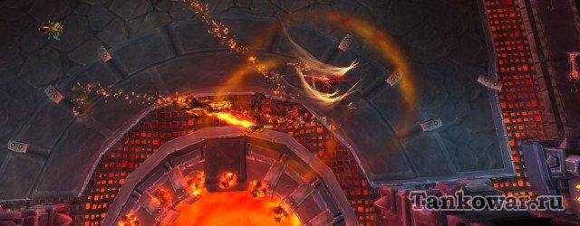 Если во время бури пламенной Каграз есть живые волки, то они сделают ещё и свою огненную бурю.