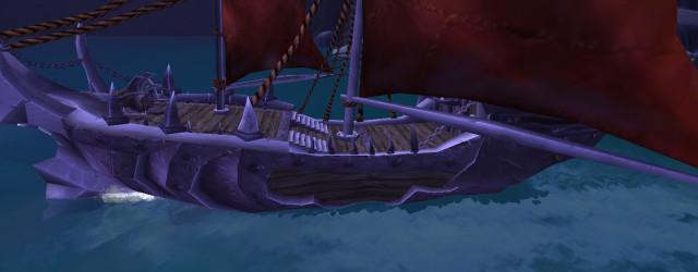 Второй эсминец выплывает на простор морской волны, чтобы отомстить за гибель первого.