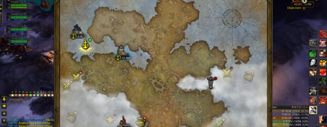 Гайд пристани WoW нужен в первую очередь для успешного выполнения миссий.