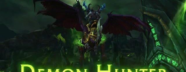 Каждый охотник на демонов, который знает, как получить классового маунта в Легионе, летает вот на такой зверюге.