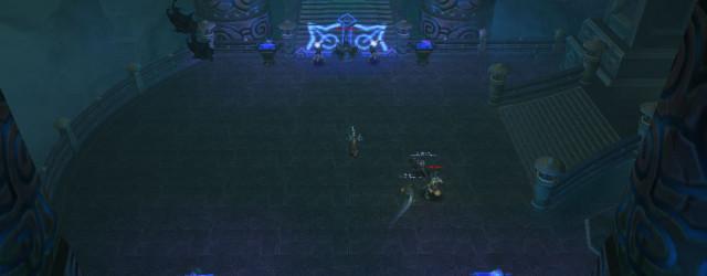 Первые мобы, которых World of Warcraft выставляет на пути ко второму боссу дворца Могушан.