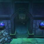 Лифт, ведущий к Мастеру Боя Синь.