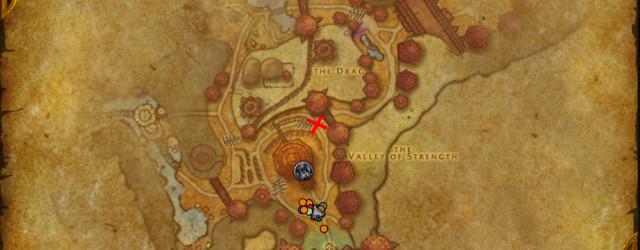 Коркронские тёмные шаманы - тактика в три танка. Здесь и танкуется Харомм.