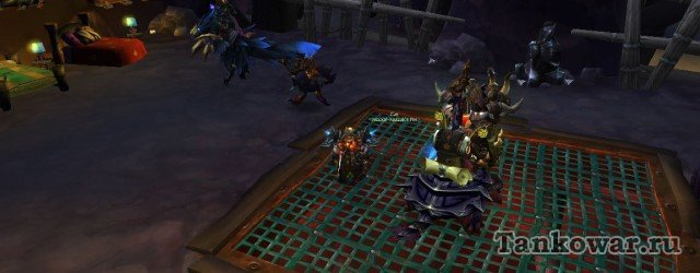 Вход на  второе поле сражения цепочки квестов Чёрного принца.