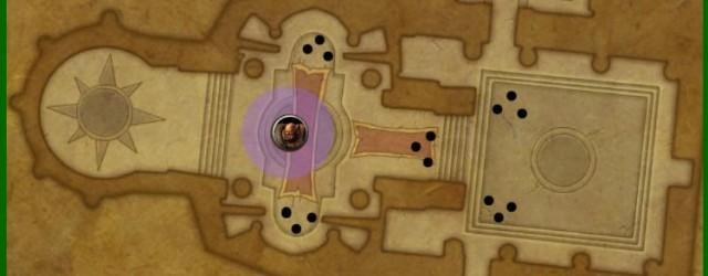 Храм Нефритовой Змеи (2-ая переходная локация Гарроша Адского Крика) - тактика рейда и расположение ша.
