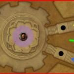 Храм Красного журавля (3-я переходная локация Гарроша Адского Крика) - тактика рейда и расположение ша.