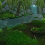 Нефритовый лес известен своими богатейшими залежами призрачного железа, так необходимого на последней ступени кузнечного дела WoW.