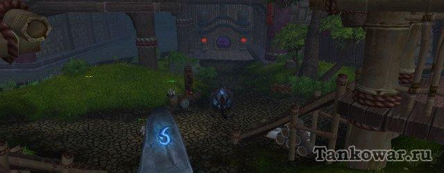 Вход в Хмелеварню буйных портеров – место выполнения первой половины шестого квеста «Часа лапши».