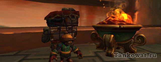 Персонаж №3 гайда по банде арены испытаний WoW – поставщик Эхорут.