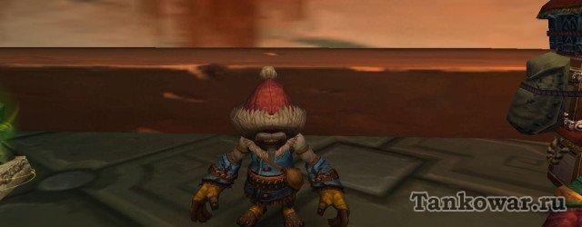 Персонаж №2 гайда по банде арены испытаний WoW – Мистик Звёздное перо.