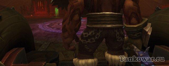 Зря ты так презрительно стоишь к нам спиной, Гаррош. Скоро уткнёшься носом в пол и подаришь нам Порождение Галакраса!